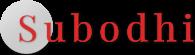 Subodhi Website Logo